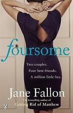 Foursome, Fallon, Jane Paperback Book