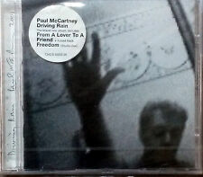 McCARTNEY PAUL DRIVING RAIN CD SEALED