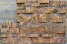 6 Plastic Molds for Concrete Plaster Wall Stone Cement Tiles CONCRETE MOULD #W22