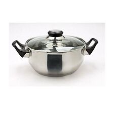 INOX LOT PP FAITOUT 24CM INDUCTION CODE 04950850