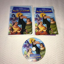 The Emperors New Groove DVD 2001 Walt Disney Classic Movie Rated G