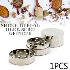 30mm Metal Tobacco Crusher Smoke Herbal Herb Spice Grinder Hand Muller Spice