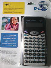 Calcolatrice scientifica HP HEWLETT PACKARD 9 S