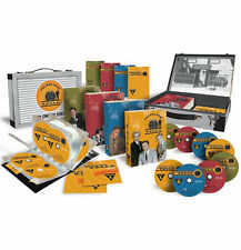 The Man from U.N.C.L.E Uncle Complete Series Briefcase Collection - 44 DVD - New