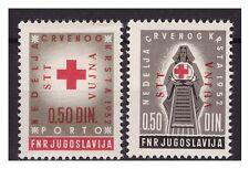 TRIESTE B - 1952   CROCE ROSSA   NUOVO **