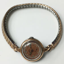 Mido 227 Multifort Cal. GXI Vintage Mechanical Wind Up Women's Watch 17Jewels
