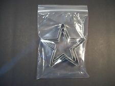 "5"" x 9"" Ziplock Poly Bags 300 Reclosable Clear Plastic Resealable 2 mil USA"
