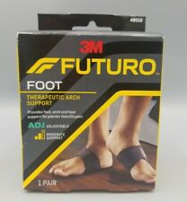 3M Futuro Therapeutic Foot Arch Support - MODERATE ADJUSTABLE