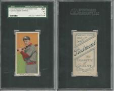 T206 Atc Baseball, 1909, Bobby Byrne, St.Louis, Piedmont, SGC 60 Ex