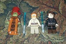 LEGO Star Wars 9494 Minifigures ONLY Anakin Skywalker Obi-Wan Kenobi Nute Gunray