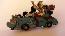 Stars 'n Cars Series #4 Aladdin Jasmine Abu Genie LE Disney Paris Dlrp 2010 pin