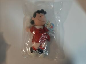Vintage 1963 McDonald's Happy Meal Toy Peanuts Lucy Plush 27cm Tall
