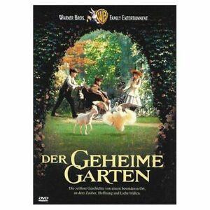 Der geheime Garten DVD Frances Hodgson Burnett 1993