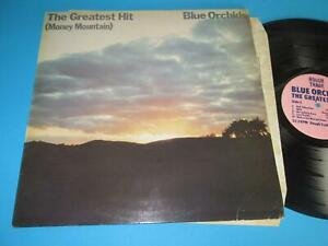 Blue Orchids / The Greatest Hit (UK 1982, Rough Trade ROUGH 36) - LP