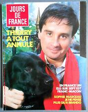 ►JDF 1661/1986-THIERRY LE LURON-SOPHIE MARCEAU-CATHERINE DENEUVE-ROBERT CAPIA...