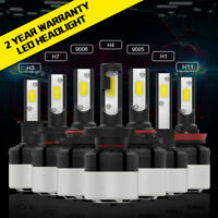 H4/H7/H11/9005/9006 LED 180000LM 1200W Car Headlight Bulbs Conversion Kit 6500K