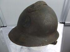 3)Frankreich militaire francais Adrian-Helm WW II casque regis ultima Infanterie