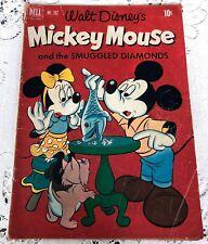 Dell Walt Disney's Mickey Mouse Original Comic Book No. 362 Dec.-Jan. 1952 MP006