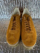 Adidas Originals Gazelle Shoes BD7490 Craft Ochre/Gum Men's Size 9