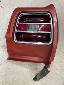 1969 Ford Fairlane Torino Formal Roof Tail Light Quarter Panel Extension 69