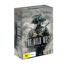 Wild West, The - Collector's Edition (DVD, 2018) (Region 4) New Release