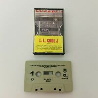 L.L. Cool J - Radio Cassette Def Jam FCT 40239 - Tested