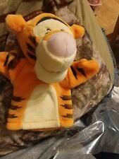 "Vintage Disney Mattel Winnie the Pooh ""Tigger Hand Puppet"" (pre-Loved)"