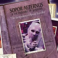 SOPOR AETERNUS The Inexperienced Spiral Traveller CD 2004