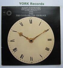 76580 - HAYDN - Symphonies No 99 & 101 BERNSTEIN New York Phil Or - Ex LP Record