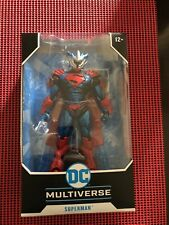 """McFarlane Toys DC Multiverse SUPERMAN: UNCHAINED Armor 7"""" Action Figure"""