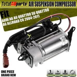 Fit for Audi A6 A6 Quattro S6 Quattro A6 Allroad C6 Air Suspension Compressor