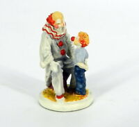 OLSZEWSKI HAND Signed CLOWNING AROUND 636-P 1986 Miniature BRONZE FIGURINE