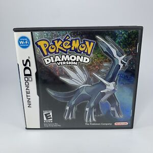 Pokemon Diamond Version Nintendo DS Complete CIB All Inserts TESTED Authentic