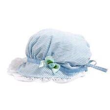 Cute Kids Summer Bucket Hats Boy Girl Beach Bonnet Baby Flower Stripe Cap