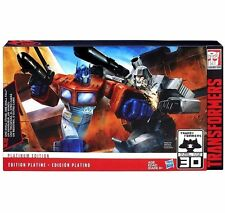 2x Transformers Generations OPTIMUS PRIME MEGATRON First Figures from 1986 Movie