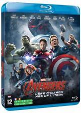 Avengers L'ère d'Ultron Blu-ray Age of Ultron Marvel Blockbuster Meilleur Film