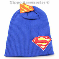 Superman DC Comics Licensed Slouch Beanie Hat