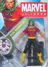 DOC SAMSON Series 3 #002~ Marvel Universe Collection Figure~ MOC~ Hulk