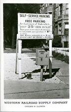 Chicago, IL  Self Service Parking, Western Railroad Supply Company, RPPC