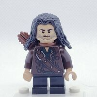 LEGO Minifigure Kili the Dwarf lor037 Lord of the Rings The Hobbit