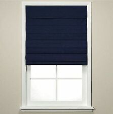 roller closs image stripes home blue blackout hamblin blinds