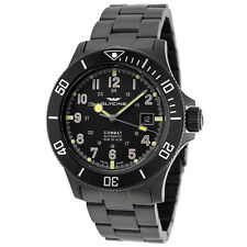 Glycine Men's 3908.959AT.N1.MB9 Combat Sub Automatic 42mm 'Ambush' PVD - GL0079