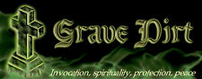 GRAVE DIRT STICK INCENSE ESSENTIAL OIL GOTHIC HALLOWEEN GHOST SPIRIT PROTECTION