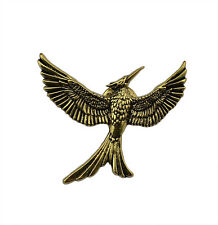 New Antique Bronze The Hunger Games Bird Brooch  Inspired Brooch Pin