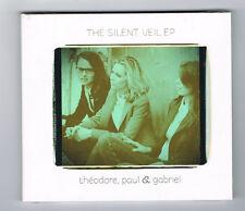 THÉODORE, PAUL & GABRIEL - THE SILENT VEIL EP - 5 TRACKS - 2011 - NEUF NEW NEU