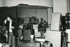 ALAIN CHAMFORT DEMIS ROUSSOS 1970s  VINTAGE PHOTO ORIGINAL #3