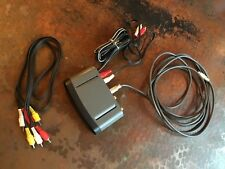 Audio Video Adapter | Cable | S-Video | Gold Connections | Cable to TV | Games
