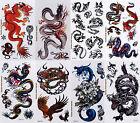 Tatouage temporaire Dragons Tattoo