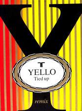 "12"" - Yello – Tied Up ""Zeo Remixes"" (House, Synth-pop) NUEVO OYELO - MINT LISTEN"