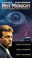 Past Midnight (VHS, 1993, Closed Captioned) Rutger Hauer...055